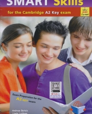 Smart Skills for A2 Key for Schools - Self-Study Edition with MP3 Audio CD - 2020 Exam