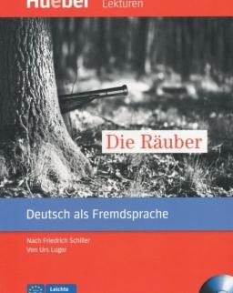Die Räuber mit Audio-CD - Hueber Lektüren Leichte Literatur A2