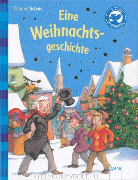 Charles Dickens: Eine Weihnachtsgeschichte - Klassiker für Erstleser