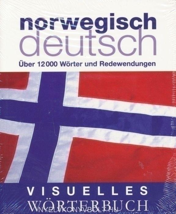 Visuelles Wörterbuch Norwegisch - Deutsch