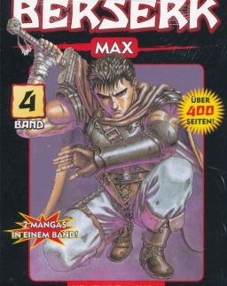 Berserk Max 4 - Német