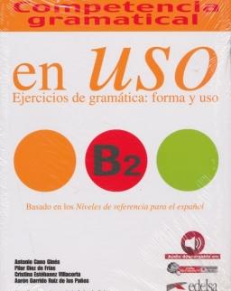 Competencia gramatical en uso B2 - Libro del alumno