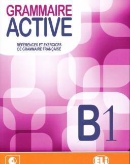 Grammaire Active B1 - Références et Exercices de Grammaire Francaise