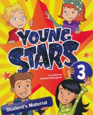 Young Stars Level 3 Student's Material with My Alphabet Book