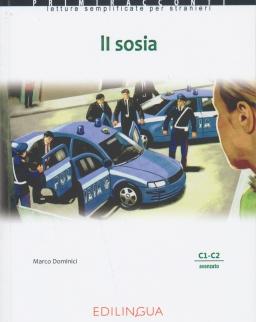 Primiracconti: Il sosia Con CD Audio Letture semplificate per stranieri (C1-C2)