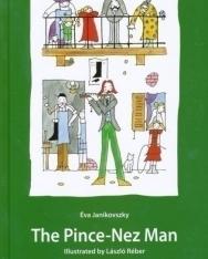 Janikovszky Éva: The Pince-Nez Man (Cvikkedli angol nyelven)