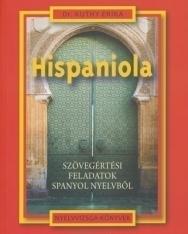 Hispaniola - Szövegértési feladatok spanyol nyelvből