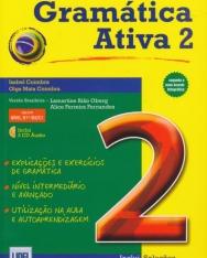 Gramática Ativa 2 inclui 3 CD Áudio