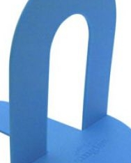 The Pop-Up Book End - Blue