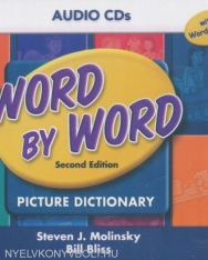 Word by Word Picture Dictionary Audio CDs - 2nd Edition