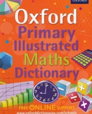 Oxford Primary Illustrated Math Dicitonary with Free Online Support