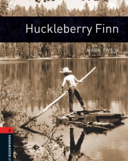 Huckleberry Finn - Oxford Bookworms Library Level 2