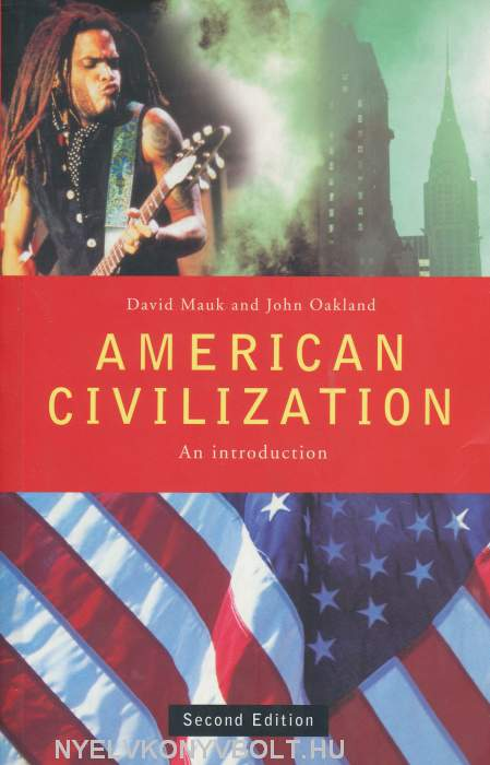 American Civilization - An Introduction - 2nd Edition