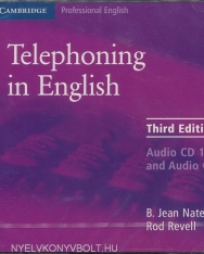 Telephoning in English Audio CD 3rd Edition