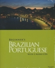 Beginner's Brazilian Portuguese with 2 Audio CDs - Hippocrene Beginner's Series