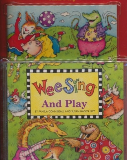 Wee Sing and Play with Audio CD