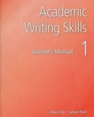 Academic Writing Skills 1 Teacher's Book - American English -