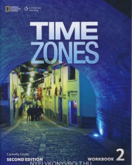 Time Zones 2 Workbook - Second Edition