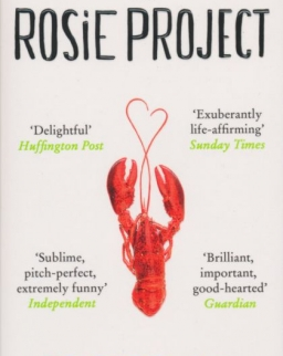 Graeme Simsion: The Rosie Project