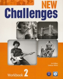 New Challenges 2 Workbook with Audio CD