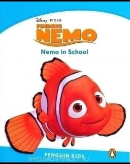 Finding Nemo - Penguin Kids Disney Reader Level 1
