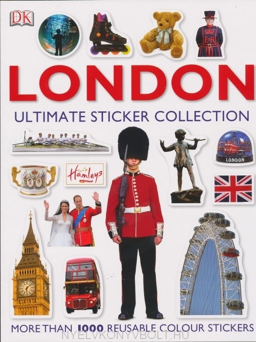 DK London Ultimate Sticker Collection