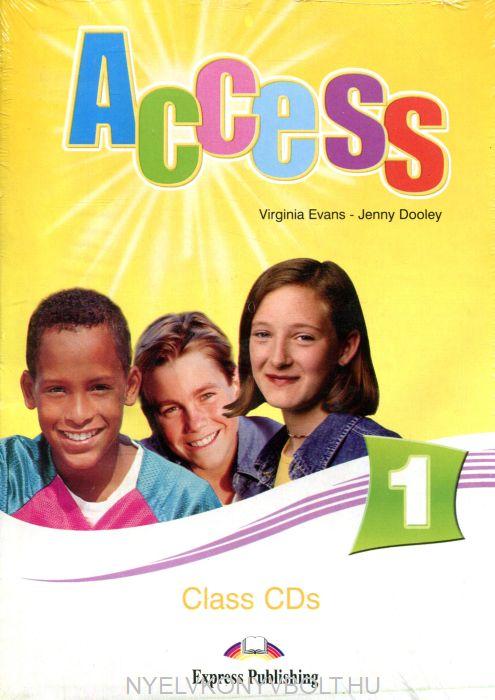Access 1 Class Audio CDs(3)