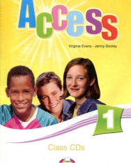 Access 1 Class Audio CDs(3)
