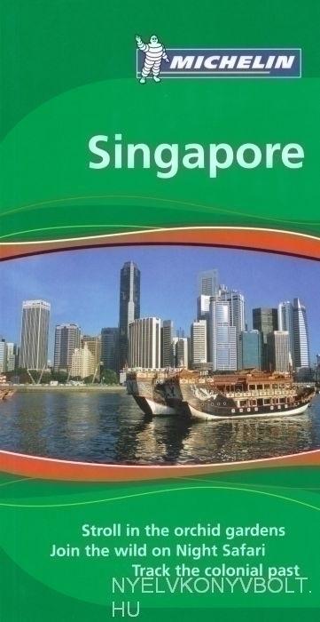Michelin Green Guide - Singapore