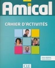 Amical 1 Cahier d'activités + CD audio + Corrigés