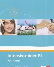 Aussichten B1 Intensivetrainer - Kurs- und Selbstlernmaterial