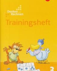 Trainingsheft 3 - Denken und Rechnen