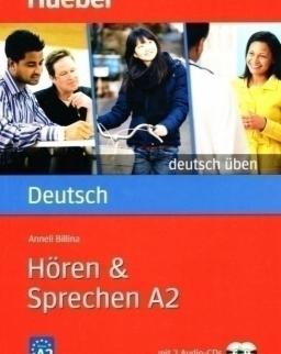 Deutsch üben - Hören & Sprechen A2 mit 2 Audio-CDs