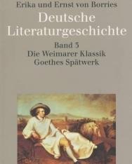 Deutsche Literaturgeschichte Band 3