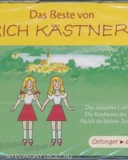 Das Beste von Erich Kästner 2 (3CD): Hörspiele