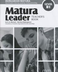 Matura Leader Level B1 Teacher's Book