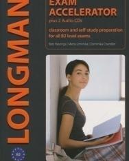 Longman Exam Accelerator plus 2 Audio CDs