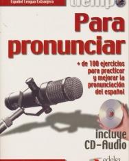 Tiempo... Para pronunciar Incluye CD Audio