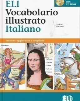ELI Vocabolario illustrato Italiano + CD-ROM