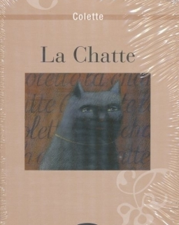 Colette: La Chatte with Audio CD - Black Cat Au coeur du texte