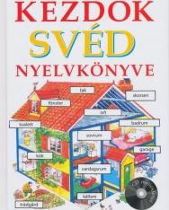 Kezdők Svéd Nyelvkönyve CD melléklettel