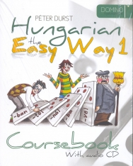 Hungarian the Easy Way 1 - Coursebook & Exercise Book with Audio CD