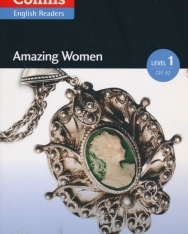 Amazing Women with MP3 Audio Download - Collins English Readers - Amazing People Level 1