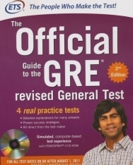 The Official Guide to the GRE revised General Test 2nd edition with CD-Rom