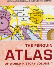 Hermann Kinder and Werner Hilgemann: The Penguin Atlas of World History: Volume 1: From Prehistory to the Eve of the French Revolution
