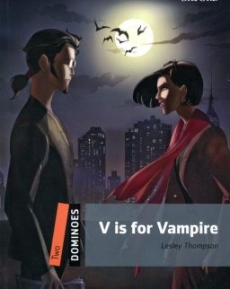 V is for Vampire - Oxford Dominoes 2 level