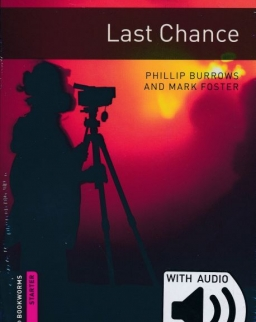 Last Chance with MP3 Audio Download - Oxford Bookworms Library Starter Level