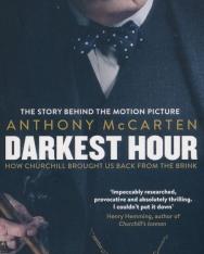 Anthony McCarten: Darkest Hour