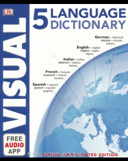 DK 5 Language Visual Dictionary