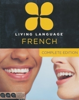 Living Language - French Complete Edition - 3 Books & 9 Audio CDs